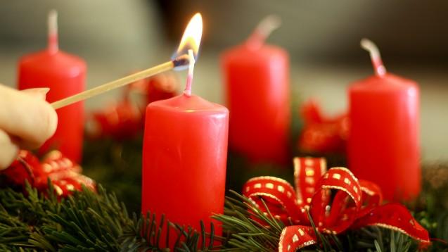 Ohne Streichhölzer keine Adventsstimmung. (Foto: PhotoArtBC / stock.adobe.com)