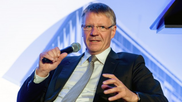 Glaubt nicht daran, dass die Pharma-Produktion nach Europa zurückgeholt werden kann: BAH-Vize-Chef Hermann Kortland. (Foto: Archivbild des BAH)