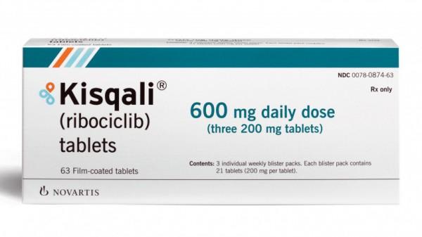 Brustkrebs-Arzneimittel Kisqali erreicht Studienziel