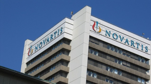 Novartis wächst trotz steigender Generika-Konkurrenz: Firmensitz in Basel. (Foto: --Andrew-/Wikipedia, CC BY 2.0)