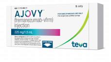 Nach Erenumab wurde in den USA ein weiterer Antikörper zur Migräne-Prophylaxe zugelassen: Fremanezumab unter dem Markennamen Ajovy™. ( r / Foto: Business Wire)