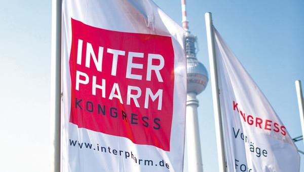 INTERPHARM 2016 - das Fortbildungsfest in der Hauptstadt