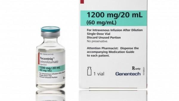 Atezolizumab jetzt auch bei nicht kleinzelligem Lungenkrebs