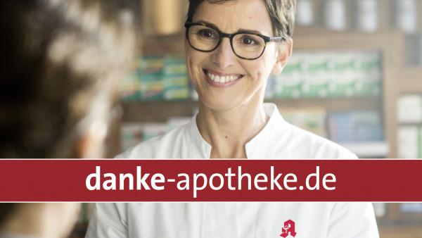 "Comeback für ""Danke, Apotheke""-Kampagne"