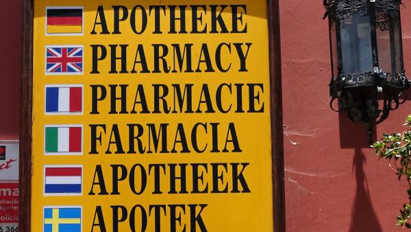 Wie steht es um die Pharmazie auf der Welt?