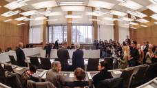 Der Fall des Bottroper Apothekers Peter S. wird vor einer Wirtschaftskammer am Landgericht Essen verhandelt. (Foto: hfd / DAZ.online)