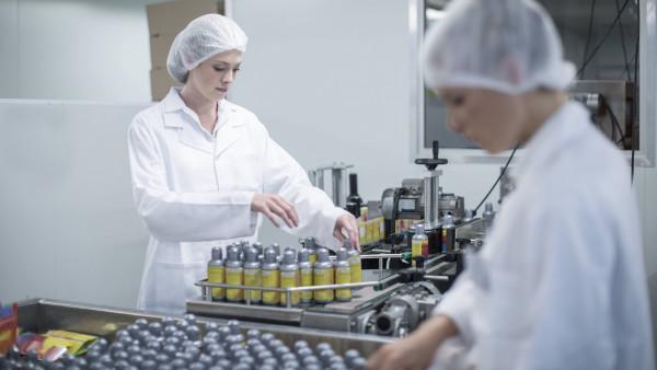 Grüne Herstellung für die Pharmaindustrie