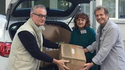 """Apotheker helfen Verein """"Armut und Gesundheit in Deutschland"""""""