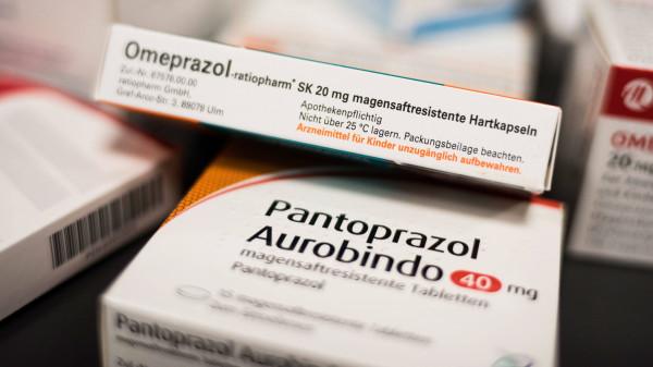 Pantoprazol: Präparatewechsel für AOK-Patienten