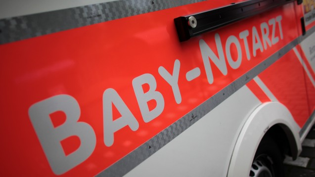 Irische Apotheken-Mitarbeiter überbrückten die Zeit bis zum Eintreffen des Notarztes und retteten so einem Baby das Leben (Foto: picture alliance /dpa )