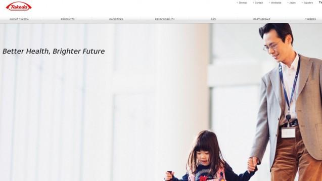 Takeda: Deutschland gehört zu den weltweit wichtigsten Standorten des größten japanischen Pharmakonzerns. (Screenshot: DAZ.online)