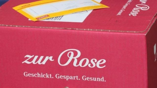 Statt beim Nachbarn bei dm abholen: Das bietet die Zur Rose Versandapotheke weiterhin an. (Foto: Sket)