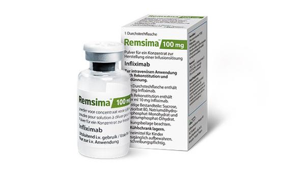 Für den monoklonalen Antikörper Infliximab gilt ab April erstmalig ein Festbetrag. (Foto: Mundipharma)