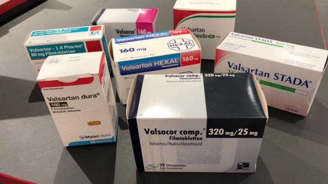 Während immer mehr Hersteller die vom BfArM angekündigten Valsartan-Rückrufe umsetzen, bleiben Fragen zu den Hintergründen noch unbeantwortet. Das BfArM informiert so weit wie möglich. (m / Foto: privat)