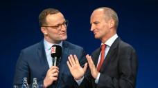 Bundesgesundheitsminister Jens Spahn und ABDA-Präsident Friedemann Schmidt dürften in den kommenden Wochen noch einige Male darüber diskutieren, welcher ihrer beiden Vorschläge nun der bessere ist. (Foto: Schelbert)