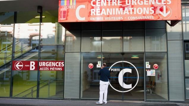 """Klinik Rennes: Der später verstorbene Proband wurde """"im ernsten Zustand"""" eingeliefert. (Foto: dpa)"""