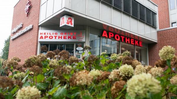 Kölner Apotheken dürfen wieder öffnen