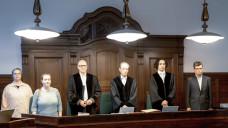 Die 1. Strafkammer des Berliner Landgerichts muss entscheiden: Haben Thomas Bellartz und Christoph H. den Straftatbestand des Ausspähens von Daten erfüllt? (Foto: Külker)