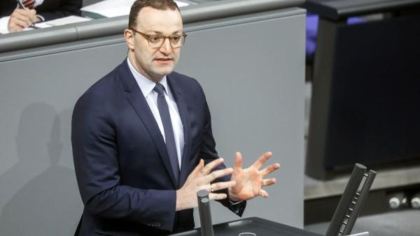 Spahn: Boni-Verbot soll auch für PKV-Versicherte gelten