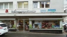 In Bonn wurde die Falken-Apotheke geschlossen. 46 Jahre hatte sie eine heute 83-Jährige betrieben. (Alle Fotos: Rolf Kleinfeld)