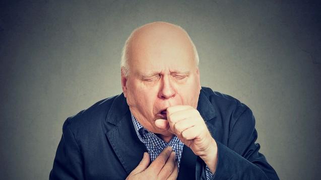Akute Exazerbationen einer COPD: Ciprofloxacin bei Pseudomonas-Infektionen sinnvoll. (Foto: pathdoc / Stock.adobe.com)