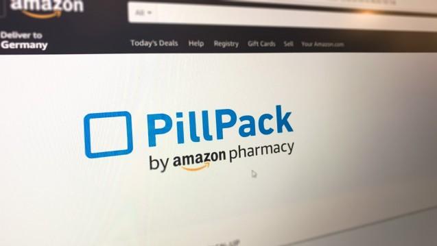 Amazons Versandapotheke Pillpack war bislang nur in den USA verfügbar, nun expandiert der US-Konzern den Versender auch nach Großbritannien, Kanada und Australien. (c / Foto: privat)