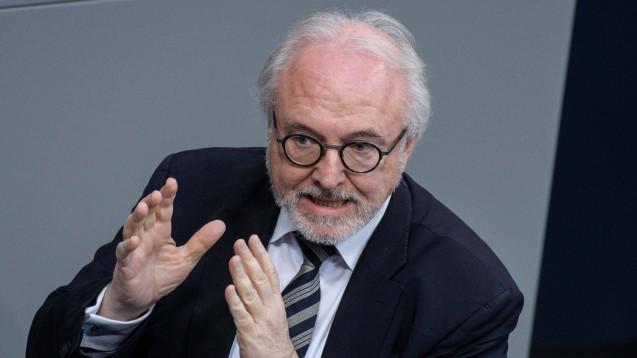 Der Internist Rudolf Henke ist nicht nur Präsident der Ärztekammer Nordrhein: Er sitzt zudem seit 2009 für die CDU im Bundestag. (Foto: imago images / Christian Spicker)