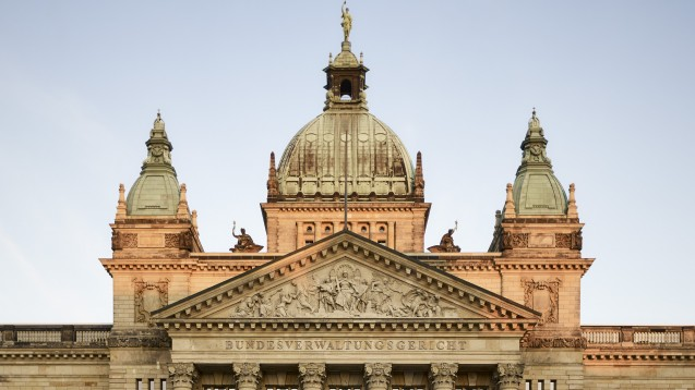 Das Bundesverwaltungsgericht hat sich mit dem Widerruf einer ärztlichen Approbation befasst. (c / Foto: BVerwG)