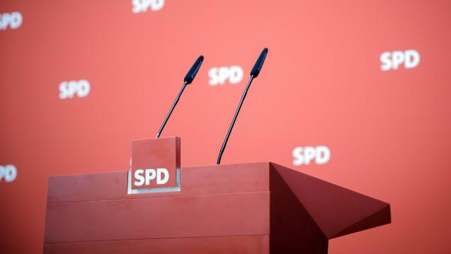 Wer übernimmt den SPD-Vorsitz? Welche Bewerber/-innen stehen bislang fest? Und wie läuft das Wahlverfahren? Alle Infos im Überblick. (Foto: imago images / photothek)