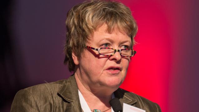 Niedersachsens Kammerpräsidentin Magdalene Linz kann sich in Sachen Rx-Versandverbot einen Kompromiss vorstellen. (Foto: Schelbert)