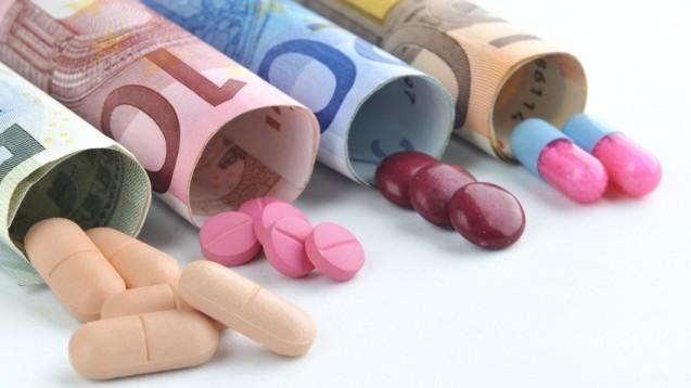 AOK-Arzneimittelindex 2014: So viele teure neue Medikamente wie nie zuvor. (Foto: avarand/Fotolia)