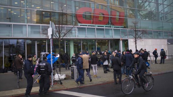 Koalitionsvertrag steht, BMG soll an CDU gehen