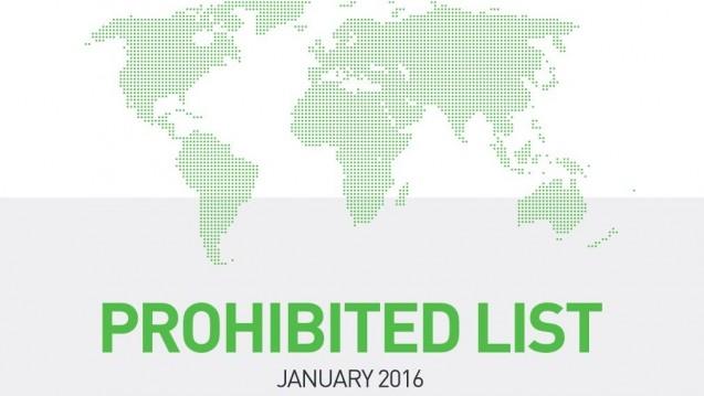 """Meldonium befindet sich seit Januar 2016 auf der """"Dopingliste"""" (Foto: Screenshot www.nada.de / DAZ)"""
