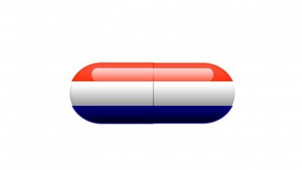 Die Holländer sparen tüchtig