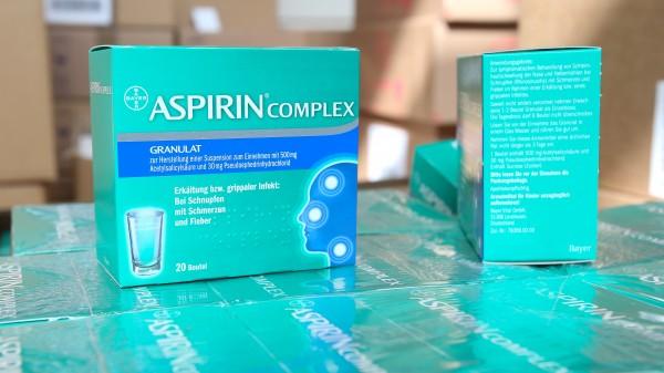 Aspirin Complex: Die 20er ist wieder da
