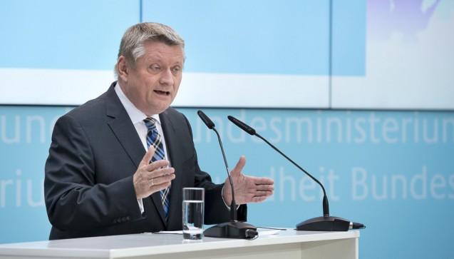 Bundesgesunheitsminister Hermann Gröhe rief auch weitere Organisationen auf, sich an der Allianz für Gesundheitskompetenz zu beteiligen.