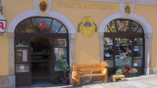 Bautzens Älteste – 477 Jahre Apothekengeschichte