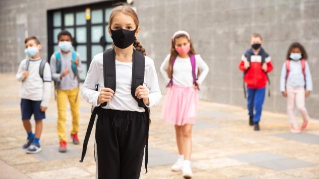 Die Ergebnisse der Fr1da-Studie zeigen deutlich, dass sowohl Kinder im Vorschul- als auch im Schulalter für eine SARS-CoV-2-Infektion empfänglich sind. (s / Foto: JackF / stock.adobe.com)