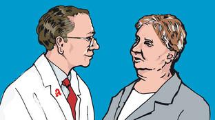 Eine multimorbide Patientin mit Herzinsuffizienz