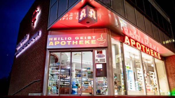 Köln: Geschlossene Apotheken beliefern weiterhin Pflegeheime