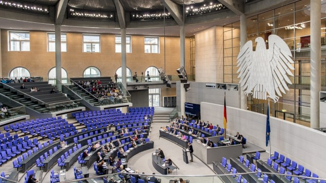 Abstimmung zum Rx-Versandverbot: Am heutigen Donnerstag muss der Bundestag über einen Antrag der Linksfraktion beraten, der das Verbot des Rx-Versandhandels vorsieht. (Foto: Külker)