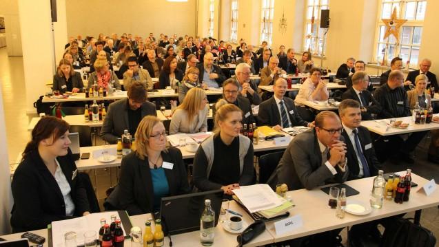 Das westfälisch-lippische Apothekerparlament tagt heute in Münster. (Foto: Sokolowski)
