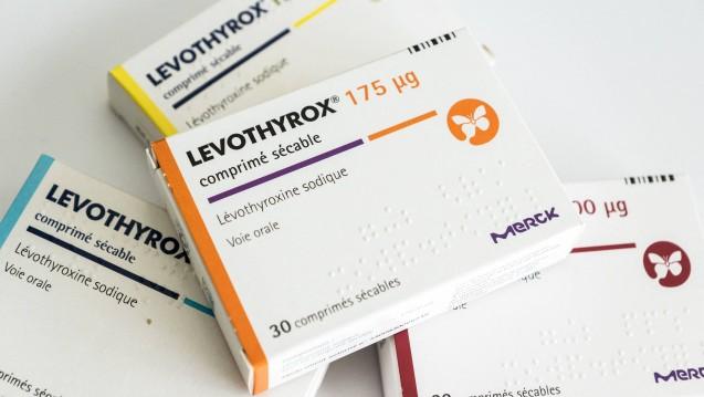 Wie in Frankreich Levothyrox, soll auch in Deutschland Euthyrox in neuer Formulierung voraussichtlich im zweiten Quartal 2019 in die Apotheken kommen.(Foto: ZUMA Press / imago)