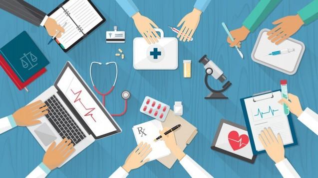 Kooperationen im Gesundheitswesen: Wo ist die Grenze zwischen gewollter und strafbarer Zusammenarbeit? (Bild: elenabsl/Fotolia)