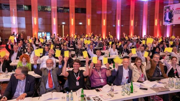 Viele offene Fragen zu den Anträgen vom DAT in Düsseldorf
