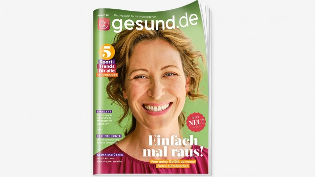 Ab nächster Woche gibt es eine weitere kostenlose Kundenzeitschrift in der Apotheke. (b/Foto: Wort & Bild Verlag)