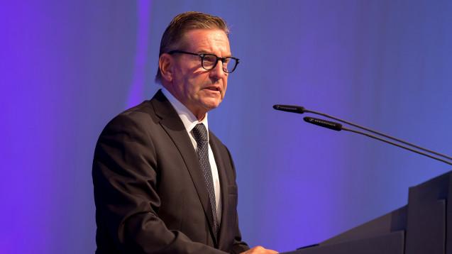 Dr. Thomas Trümper bleibt Chef des Großhandels-Verband Phagro. (Foto: Schelbert)