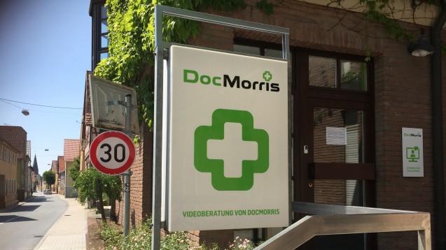 Kaum noch eine Überraschung: Auch das Oberlandesgericht Karlsruhe hält den Arzneimittelautomaten,den DocMorris in Hüffenhardt aufgestellt hat, für nicht zulässig. b/(Foto: diz / daz.online)