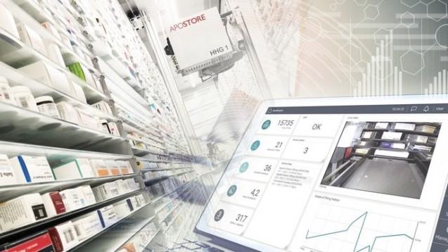 Der Automatenhersteller Apostore wird Partner des von Burda und Noweda ins Leben gerufenen Zukunftspakts Apotheke. (m / Foto: Apostore)