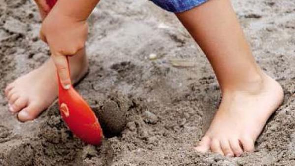 Warum Kinder Schmutz brauchen